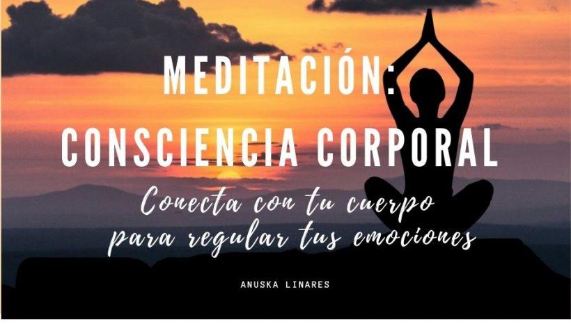 Meditación para regular tus emociones