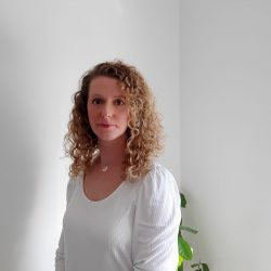 Paola Delgado Clavería.